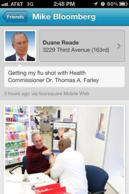 Mayor R Bloomberg