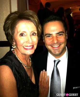 Nancy Pelosi, Mike Nieto