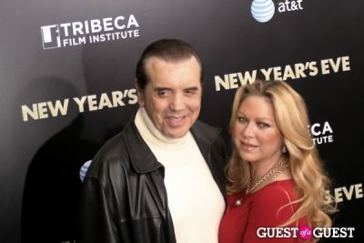 Chazz Palminteri, Gianna Ranaudo