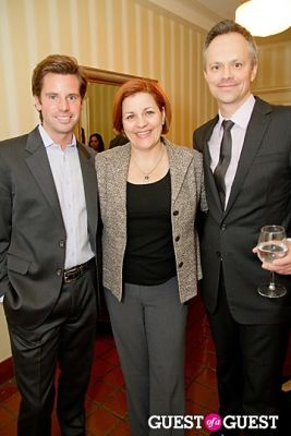 James Brooks, Christine Quinn, Yann Coatanlem