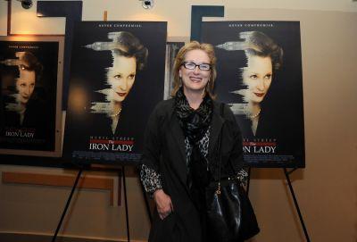 Meryl Streep Iron Lady