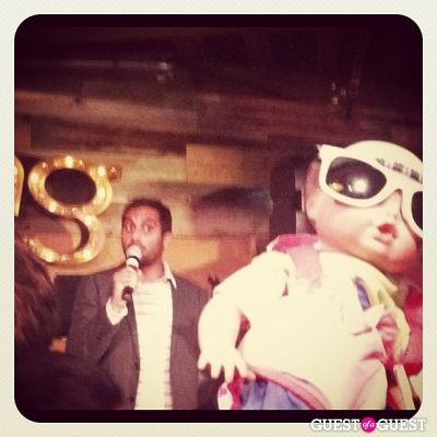 Aziz Ansari, Party Baby