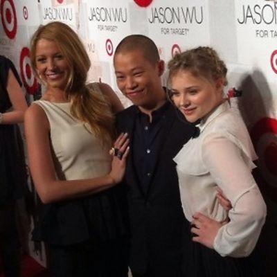 Blake Lively, Jason Wu, Chloe Moretz