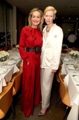 Sharon Stone, Tilda Swinton