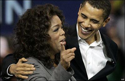Oprah Obama