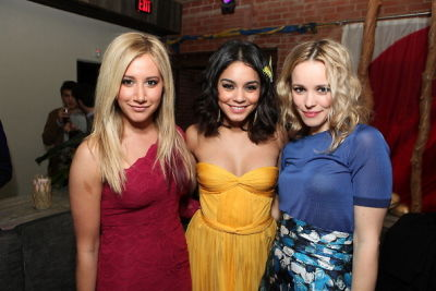Ashley Tisdale, Vanessa Hudgens, Rachel McAdams