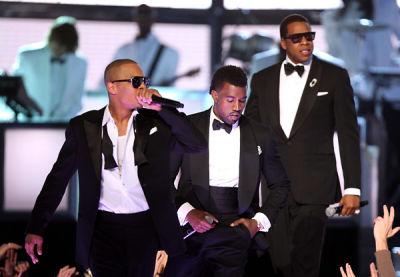 TI, Kanye West, Jay-Z