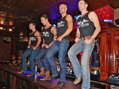 New York Giants Meet At Gay Cowboy Bar