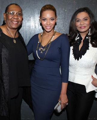 Gloria Carter, Beyonce, Tina Knowles
