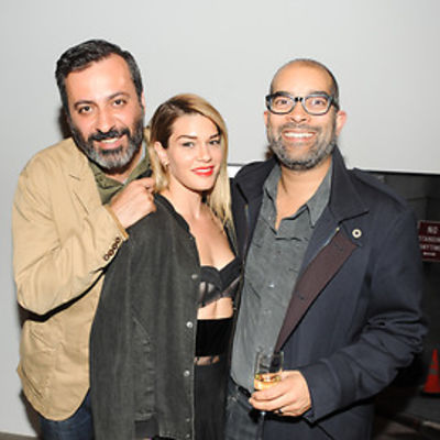 Mazdack Rassi, Jenne Lombardo, Keith Baptista
