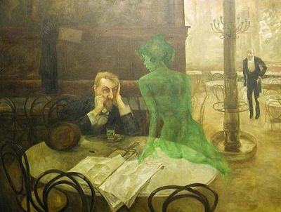 the-absinthe-drinker-viktor-oliva-1861-1928