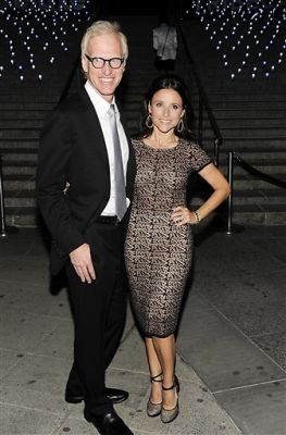 Brad Hall, Julia Louis-Dreyfus