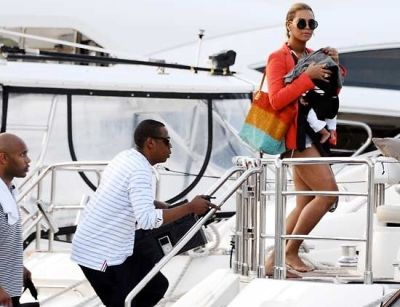 Jay-Z, Beyonce, Blue Ivy Carter