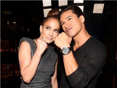 Jennifer Lopez, Mario Lopez