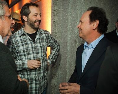 Judd Apatow, Billy Crystal