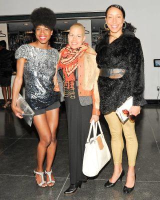 Kenya Robinson, Heather Hart, Amelia Bolyard