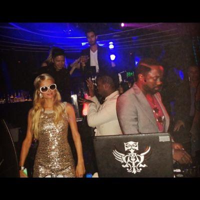 Paris Hilton, Will.I.Am