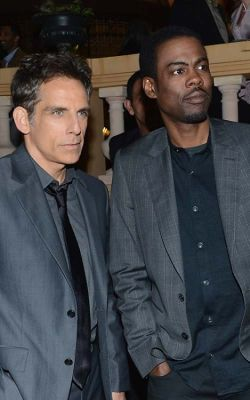 Ben Stiller, Chris Rock
