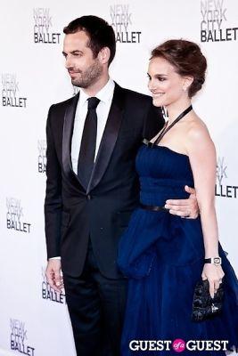 Benjamin Millepied, Natalie Portman