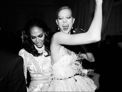 Joan Smalls, Karlie Kloss