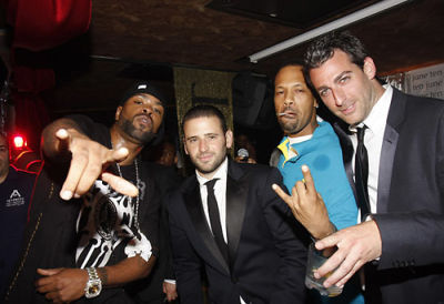 Method Man, Eugene Remm, Redman, Mark Birnbaum