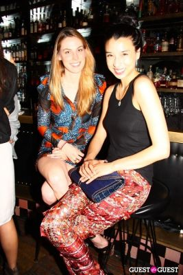 Selby Drummond, Lily Kwong