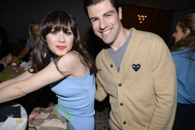 Zooey Deschanel, Max Greenfield