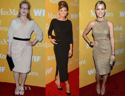 Meryl Streep, Stana Katic, Julie Benz
