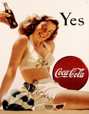 Coca Cola Yes