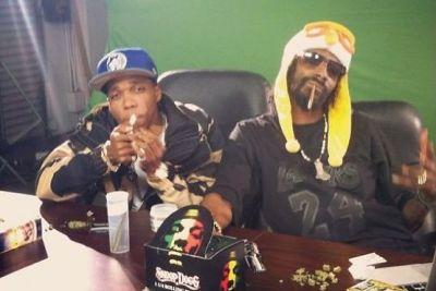 Curren$y, Snoop Dogg