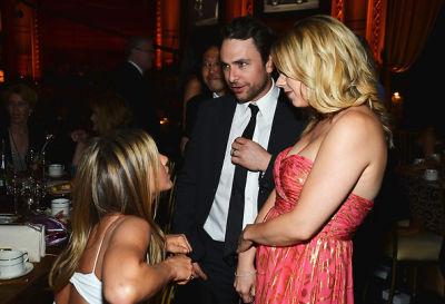 Jennifer Aniston, Charlie Day, Mary Elizabeth Ellis