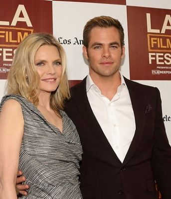 Michelle Pfeiffer, Chris Pine