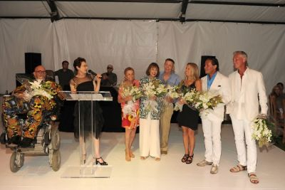 Chuck Close, Terrie Sultan, Patricia Birch, Barbara Goldsmith, Paul Taylor, Taylor Barton Smith, Tony Ingrao, Randy Kemper