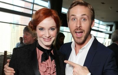 Christina Hendricks, Ryan Gosling