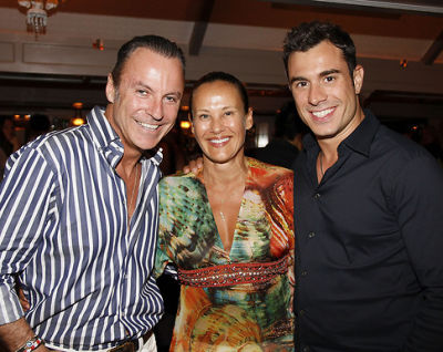 Colin Cowie, Andrea Kerzner, Curtis Troy