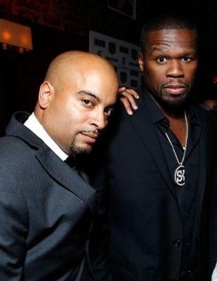 Jessy Terrero, 50 Cent