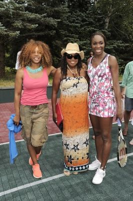 Lyn Andrea Williams, Star Jones, Venus Williams