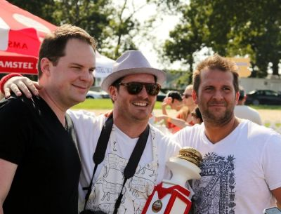 Mark Pastore, Seamus Mullen, Paul Denamiel
