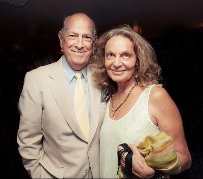 Oscar de la Renta, Diane von Furstenberg