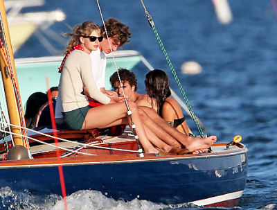 Taylor Swift, Conor Kennedy