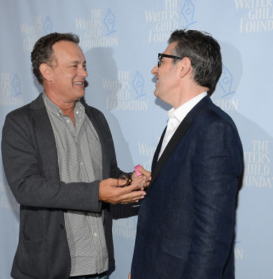Tom Hanks, Ira Glass
