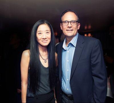 Vera Wang, Paul Annacone