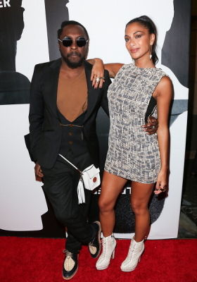 Will.i.am, Nicole Sherzinger
