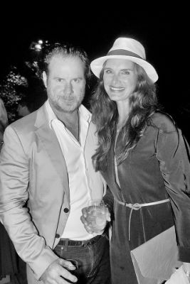 Chris Henchy, Brooke Shields