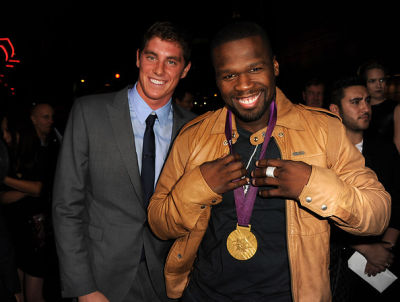 Conor Dwyer, 50 Cent