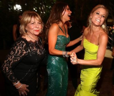 Margarita Vergara, Sofia Vergara, Julie Bowen