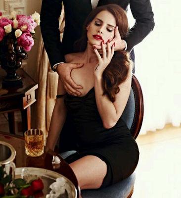 Lana Del Rey GQ spread