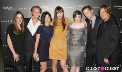Alicia Van Couvering, Rhys Wakefield, Oliva Thirlby, Ry Russo-Young, Lena Dunham, Justin Kirk, Jonathon Schwartz