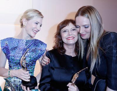 Cate Blanchett, Susan Sarandon, Uma Thurman