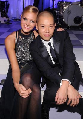 Erin Heatherton, Jason Wu